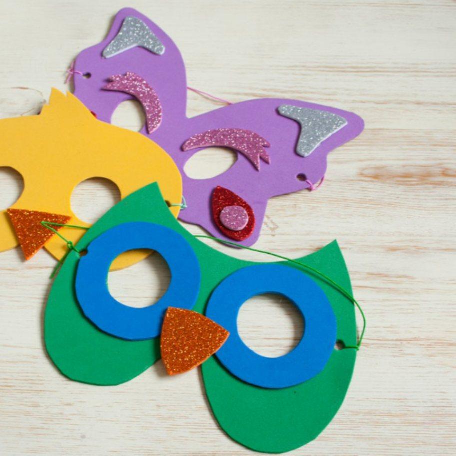 vendible última colección nueva corbatas de goma eva para niños ...