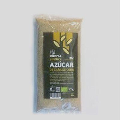 Azúcar de caña ecológica de Cuba 1 kg
